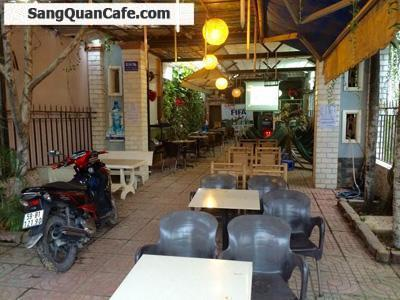 Sang quán cafe Huyện Bình Chánh