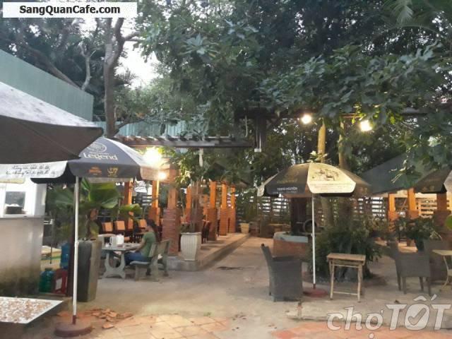 Sang quán cafe Hùynh Văn Lũy Bình Dương