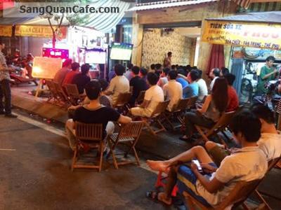 sang Quán cafe K+ quận 4