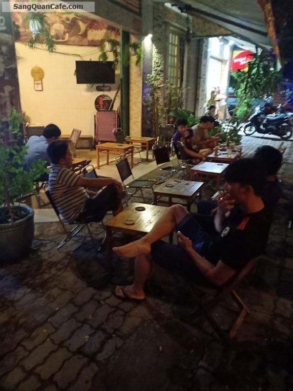 Sang Quán Cafe KB 21 Trần Xuân Soạn, Q. 7