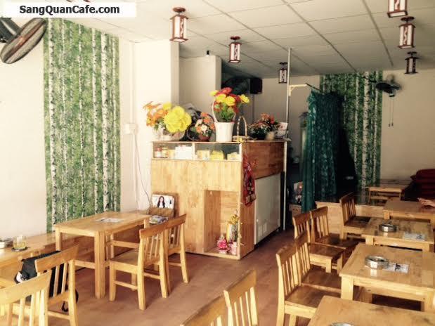 Sang quán cafe kề trường Trung cấp Phương Nam
