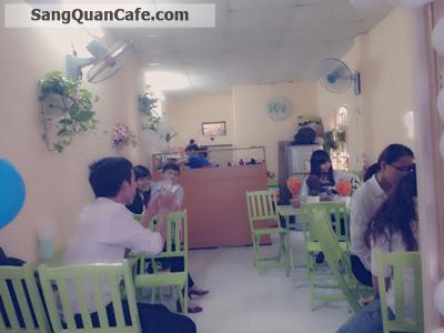 Sang quán Cafe - Kem - Ăn vặt quận Gò Vấp