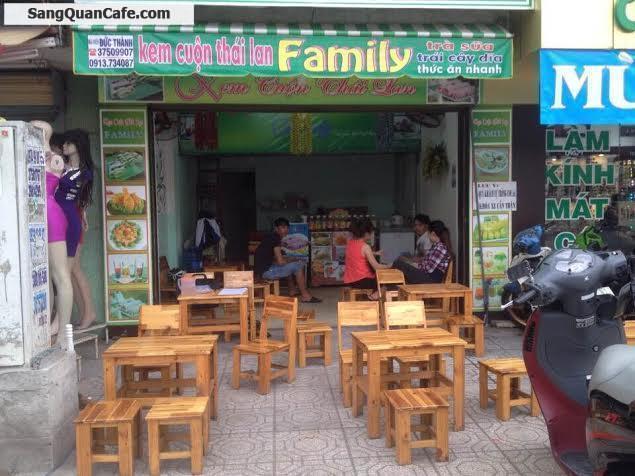 Sang Quán Cafe - kem cuộn - trà sữa góc ngã tư