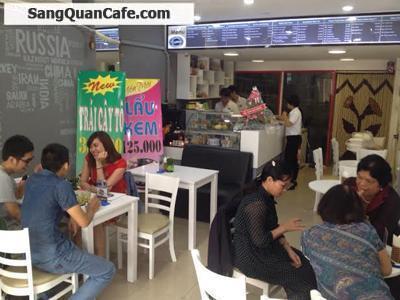 sang quán cafe kem mặt tiền Trần Hưng Đạo