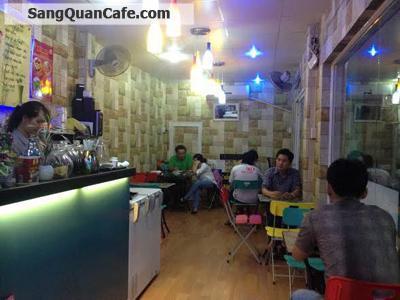 Sang quán cafe - kem quận 10