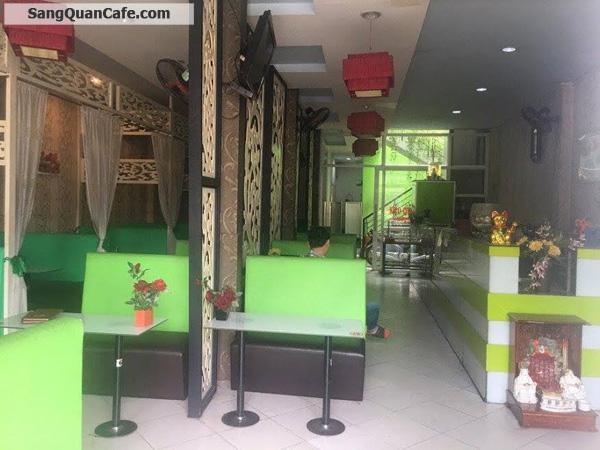 Sang quán cafe, kem, trà sữa Quận Tân Phú
