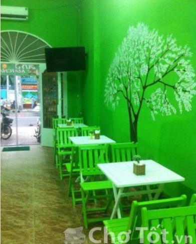Sang quán cafe kem - Tra Xanh