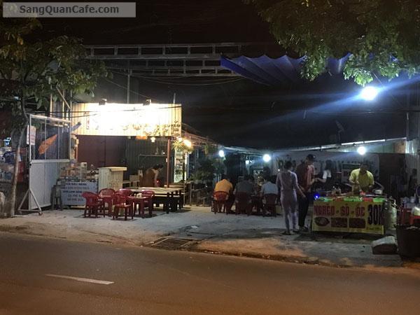 Sang quán Cafe kết hợp Quán Cơm + Rửa xe
