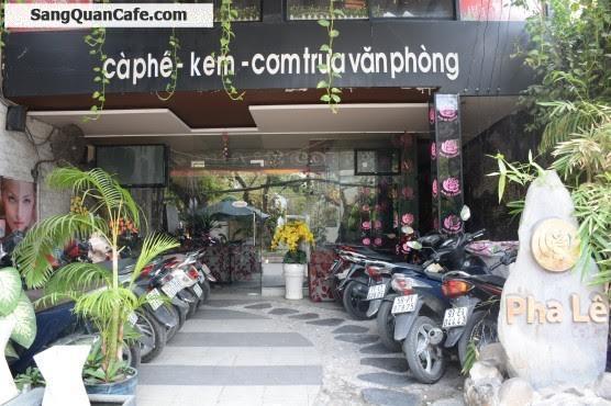 Sang quán cafe khu Bắc Hải quận 10