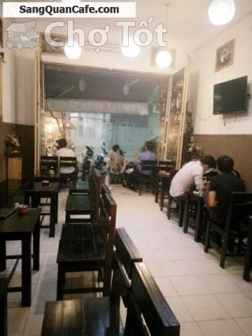 Sang quán cafe khu Bàu Cát