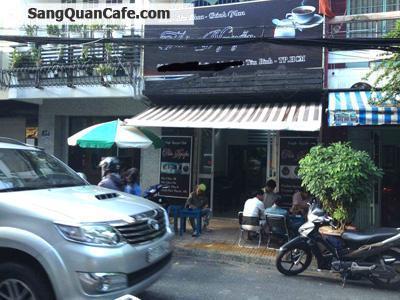Sang hoặc cho thuê quán cafe khu Bàu Cát quận Tân Bình