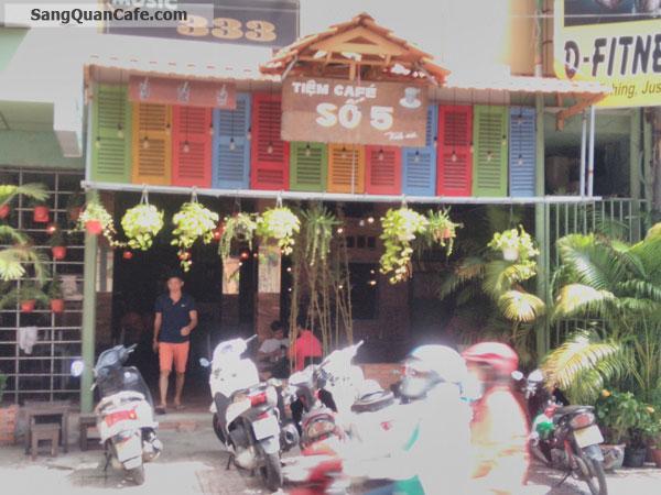 Sang quán cafe khu Bàu Cát quận Tân Bình