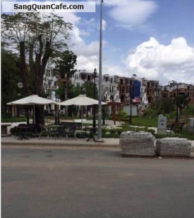 Sang quán cafe khu biệt thư cityland Gò Vấp