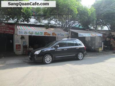Sang quán cafe khu Bình Phú quận 6