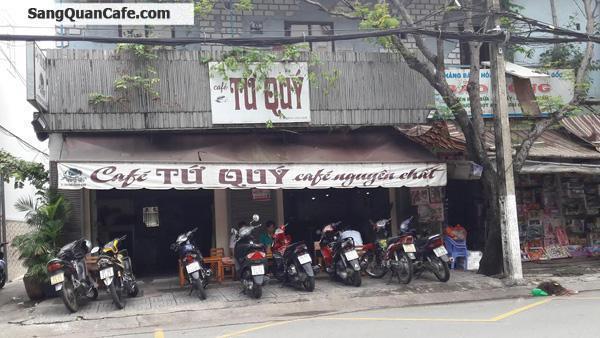 Sang quán cafe khu cafe mặt tiền đường Trương Công Định