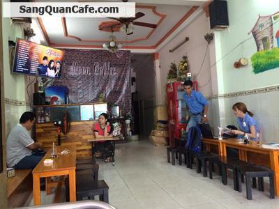 Sang quán cafe khu chung cư Hòa Bình