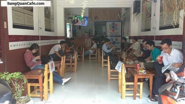 Sang Quán Cafe Khu Cư Xá Bắc Hải quận 10