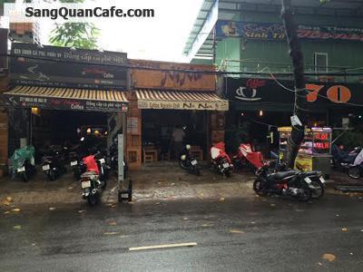 Sang quán cafe khu cư xá Bình Thới