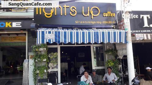 Sang quán cafe khu cư xá Ngan Hàng