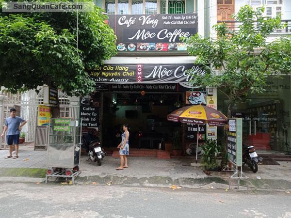 Sang quán cafe khu dân cư đông đúc nhiều Cty, Vp