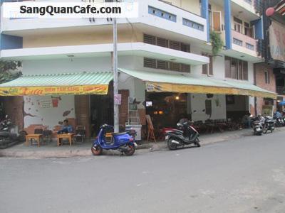 Sang quán cafe khu Phan Xích Long