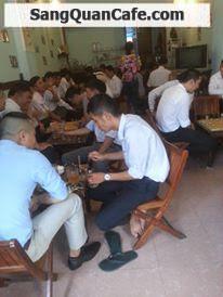Sang quán cafe khu quận 4