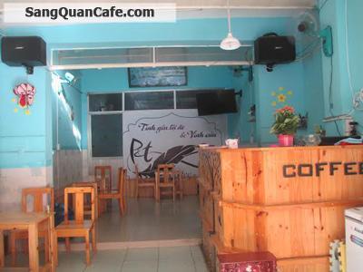 Sang Quán Cafe khu quận 6