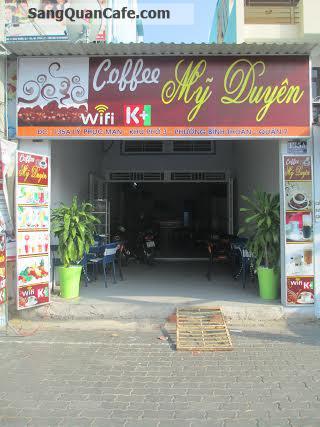 Sang quán cafe khu quận 7