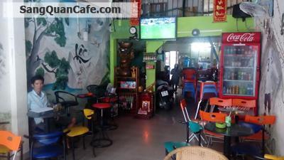 Sang quán Cafe khu quận Gò Vấp