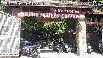 Sang quán cafe khu sầm uất Hóc Môn