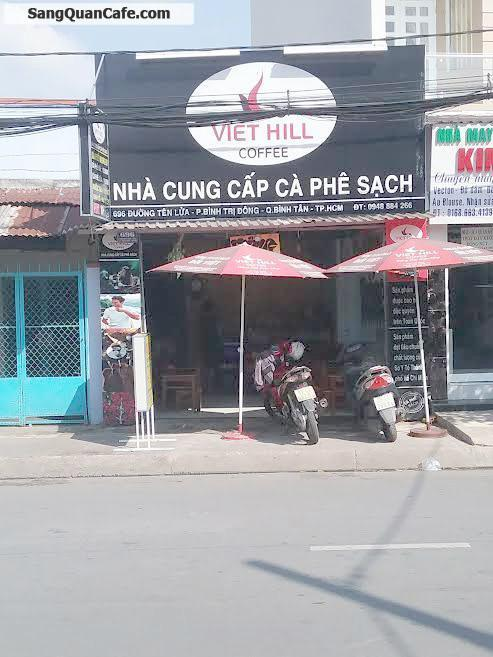 Sang quán cafe khu Tên Lữa