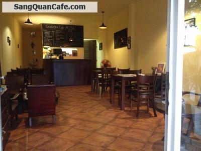 sang quán cafe Khu Thảo Điền Quận 2