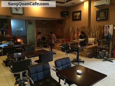 Sang quán cafe khu trung  tâm quận 6