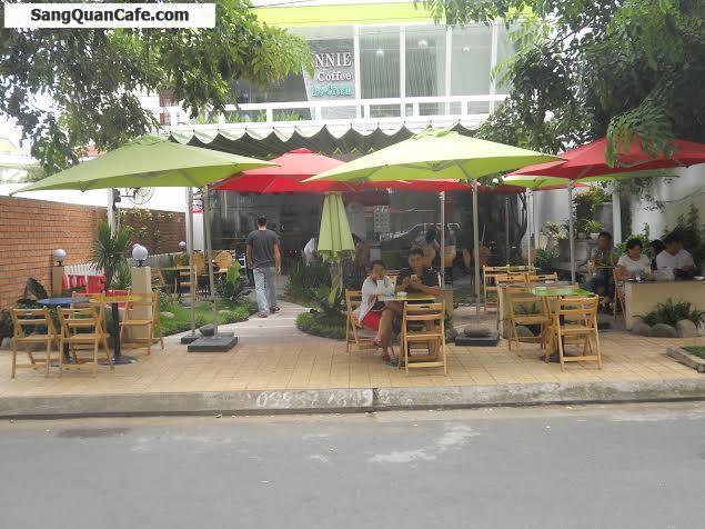 Sang quán cafe khu Trung Sơn Bình Chánh