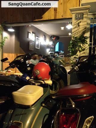 Sang quán Cafe khu trung tâm Bắc Hải