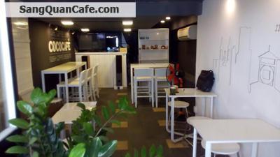 Sang quán cafe khu trung tâm quận 1