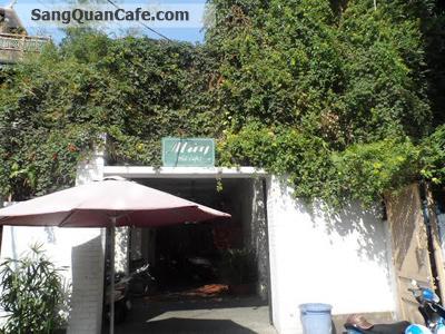 Sang quán cafe khu trung tâm quận 3