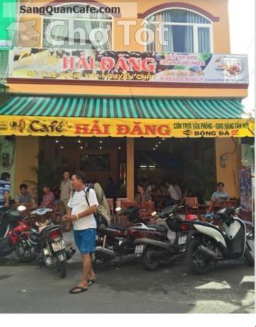 Sang quán cafe khu trung tâm quận 7