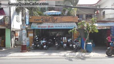 Sang quán cafe khu truung tâm quận 7