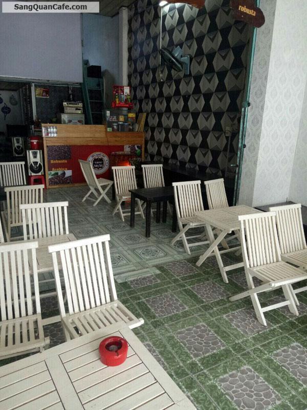 Sang quán cafe khu ttrung tâm quận Gò Vấp