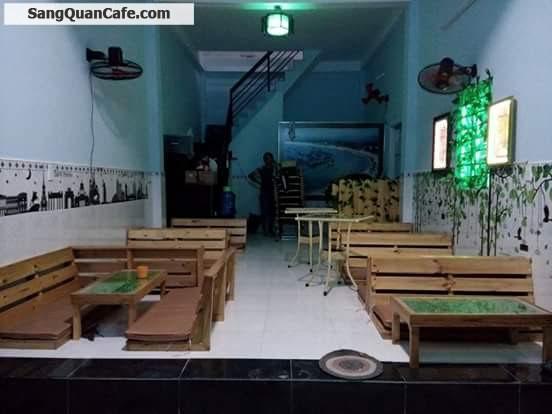 Sang quán cafe khu Việt - Sin 1