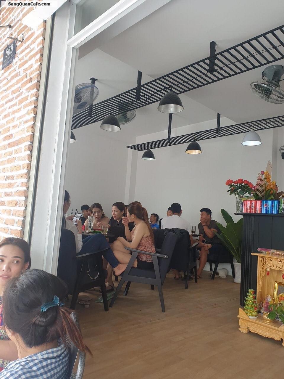 Sang quán cafe kinh doanh đông khách