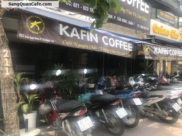 Sang quán cafe kinh doanh duoc 3 năm