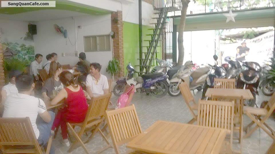 Sang quán cafe làng đại học Phước Kiểng