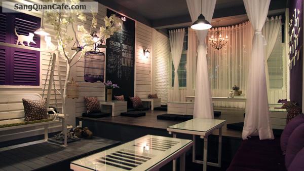Sang quán cafe lãng mạng theo phong cách Châu Âu