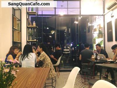 Sang quán cafe lầu 7 trung tâm quận 1