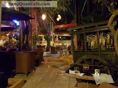Sang quán cafe lớn nhất khu Lái Thiêu, Bình Dương