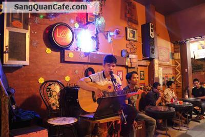 Sang quán cafe LỐP đường Nguyễn Văn Lượng