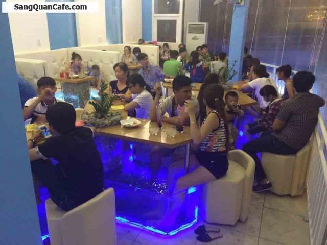 Sang quán cafe massage cá đường Vạn Kiếp