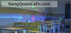 Sang quán cafe mặt bằng 3,8 triệu/tháng